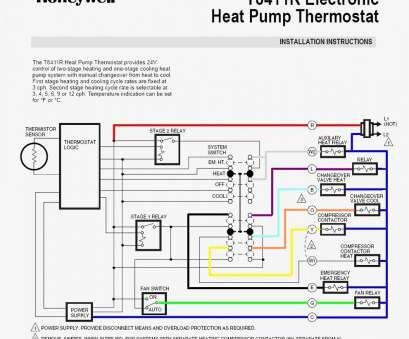 honeywell thermostat wiring diagram for heat pump Honeywell 8012 thermostat Wiring Diagram, Wiring Diagram Honeywell Thermostat Wiring Diagram, Heat Pump Simple Honeywell 8012 Thermostat Wiring Diagram, Wiring Diagram Collections