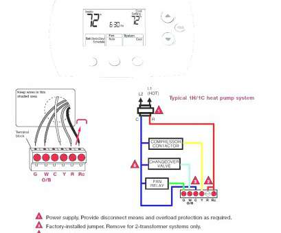 honeywell thermostat wiring diagram for heat pump Honeywell Thermostat Wiring 4 Wire Round Diagram Heat Only 5, Random 2 Honeywell Thermostat Wiring Diagram, Heat Pump Best Honeywell Thermostat Wiring 4 Wire Round Diagram Heat Only 5, Random 2 Ideas