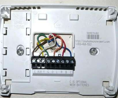 honeywell thermostat wiring diagram Honeywell Thermostat Wiring Diagram Th4110d1007 With Heat Pump And Honeywell Thermostat Wiring Diagram Practical Honeywell Thermostat Wiring Diagram Th4110D1007 With Heat Pump And Ideas