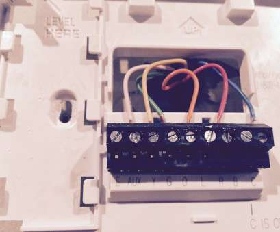 Tremendous Honeywell Thermostat Wiring Diagram New Honeywell Rth2300B Wiring Wiring Digital Resources Operpmognl