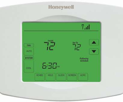 honeywell wifi thermostat rth8580wf wiring diagram Review: Honeywell's model RTH8580WF programmable thermostat delivers, basics, TechHive Honeywell Wifi Thermostat Rth8580Wf Wiring Diagram Perfect Review: Honeywell'S Model RTH8580WF Programmable Thermostat Delivers, Basics, TechHive Galleries