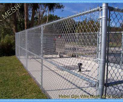 hot wire mesh fence 11 Gauge Chain Link Fence Fabric, Dipped Galvanised Steel Wire / Posts 12 Professional Hot Wire Mesh Fence Galleries
