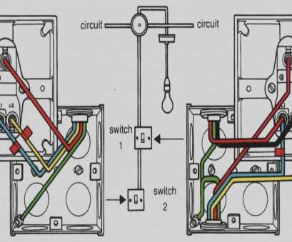 house wiring light switch great 2 gang switch wiring diagram, way switching, 1 lights rh ytech me Wire 2 3-Way Switches 1 Light 2 Light Switches, 1 Light 19 Perfect House Wiring Light Switch Solutions