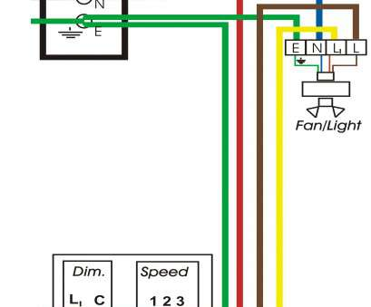 How Do I Wire A Ceiling, With Light Best How To Wire Ceiling, And Light Wall Switch Throughout Double Wiring Diagram, Speed Control Pictures
