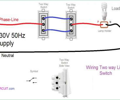 how do you wire a two way switch Wiring Diagram, To Wire It, Way Switch, Light Entrancing In At Wiring, Way Switch Light Diagram 14 Creative How Do, Wire A, Way Switch Pictures