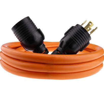 how many amps is 10 gauge wire good for Nema L14-30 Generator Power Cord 4 Wire 10 Gauge 125/250v 30, 10 Feet, Amazon.com How Many Amps Is 10 Gauge Wire Good For Brilliant Nema L14-30 Generator Power Cord 4 Wire 10 Gauge 125/250V 30, 10 Feet, Amazon.Com Ideas