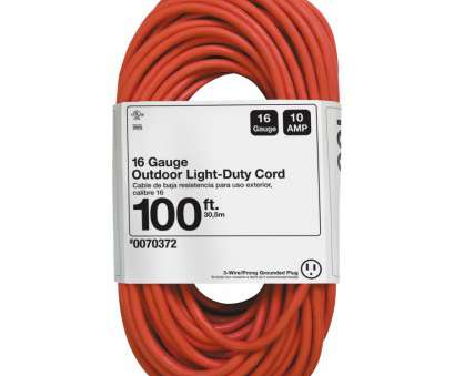 how many amps is 10 gauge wire good for Shop Basic Connections 100-ft 10-Amp 125-volts Orange 16/3 SJTW How Many Amps Is 10 Gauge Wire Good For Cleaver Shop Basic Connections 100-Ft 10-Amp 125-Volts Orange 16/3 SJTW Images