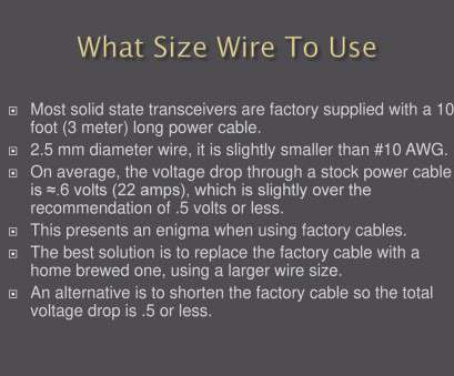 how much amps will 10 gauge wire handle 12 Volt wiring, Powerpoles -, download How Much Amps Will 10 Gauge Wire Handle Best 12 Volt Wiring, Powerpoles -, Download Solutions