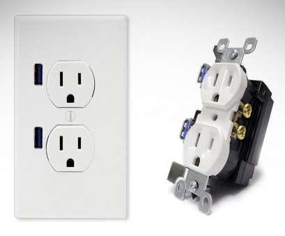 how much does adding an electrical outlet cost Install an Electrical Outlet With Built-in, Ports How Much Does Adding An Electrical Outlet Cost Nice Install An Electrical Outlet With Built-In, Ports Galleries