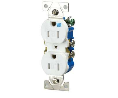 how much to wire an electrical outlet Eaton 15, 125-Volt Tamper, Weather Resistant Duplex Electrical Outlet, White How Much To Wire An Electrical Outlet Simple Eaton 15, 125-Volt Tamper, Weather Resistant Duplex Electrical Outlet, White Solutions