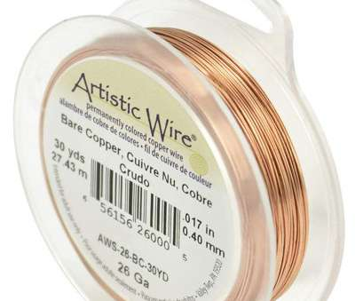 how strong is 26 gauge wire Artistic Wire 26-Gauge Bare Copper Wire, 30-Yards How Strong Is 26 Gauge Wire Cleaver Artistic Wire 26-Gauge Bare Copper Wire, 30-Yards Photos