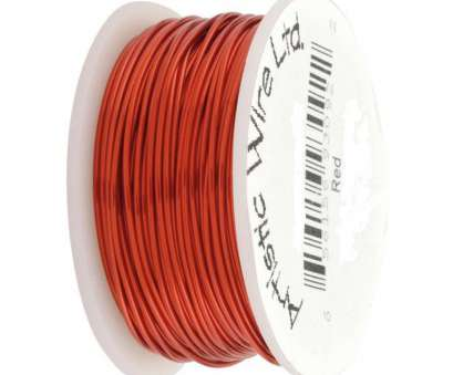 how strong is 26 gauge wire Artistic wire 26 gauge, red How Strong Is 26 Gauge Wire Creative Artistic Wire 26 Gauge, Red Solutions
