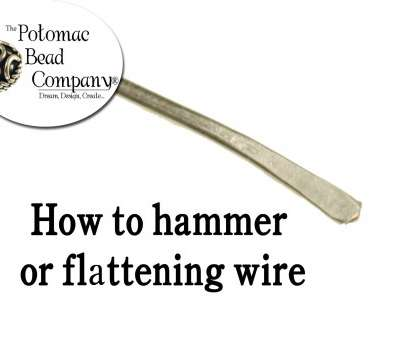 how thick is 18 gauge wire How to Hammer or Flatten Wire How Thick Is 18 Gauge Wire Nice How To Hammer Or Flatten Wire Photos