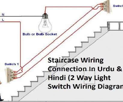 how to 2 way switch wiring 2, Light Switch Wiring || Staircase Wiring Connections || In Urdu & Hindi, YouTube 9 Most How To 2, Switch Wiring Pictures