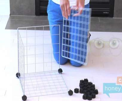 how to assemble wire shelving racks Honey-Can-Do SHF-01794, SHF-02113, SHF-03521 6-Pack Modular Mesh Storage Cube Instruction Video, YouTube How To Assemble Wire Shelving Racks Professional Honey-Can-Do SHF-01794, SHF-02113, SHF-03521 6-Pack Modular Mesh Storage Cube Instruction Video, YouTube Solutions