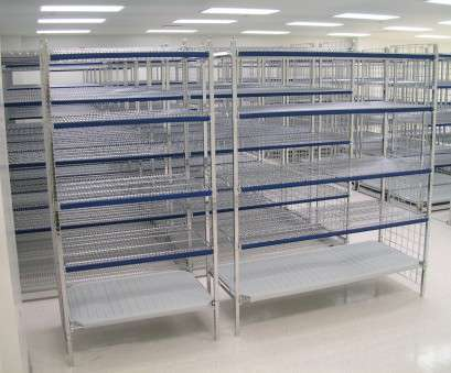 how to assemble wire shelving racks Wire shelving system installed on location How To Assemble Wire Shelving Racks Creative Wire Shelving System Installed On Location Photos