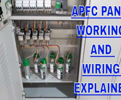 how to do electrical panel wiring APFC Panel Wiring Explained in detail,, to do Wiring of Auto Power Factor Correction Panel. Electrical Infinity How To Do Electrical Panel Wiring Best APFC Panel Wiring Explained In Detail,, To Do Wiring Of Auto Power Factor Correction Panel. Electrical Infinity Photos
