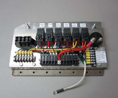 how to do electrical panel wiring Custom Relay Panels, CE Auto Electric Supply How To Do Electrical Panel Wiring Brilliant Custom Relay Panels, CE Auto Electric Supply Photos