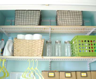 how to hang white wire shelving lowes laundry baskets with white ceramic floor, small glass window, bathroom idea How To Hang White Wire Shelving Top Lowes Laundry Baskets With White Ceramic Floor, Small Glass Window, Bathroom Idea Pictures