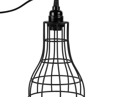 how to install a ceiling lamp shade Black Hanging Cage Lamp Shade Kit How To Install A Ceiling Lamp Shade Popular Black Hanging Cage Lamp Shade Kit Photos