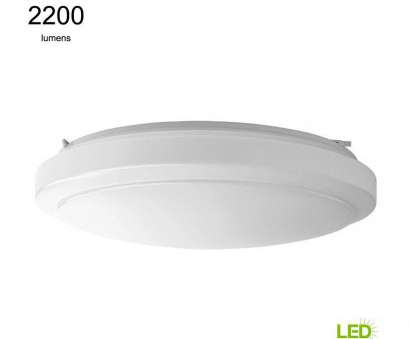 how to install a ceiling light fixture without existing wiring Hampton, 20, Bright White Round, Flushmount Ceiling Light Fixture Dimmable How To Install A Ceiling Light Fixture Without Existing Wiring Brilliant Hampton, 20, Bright White Round, Flushmount Ceiling Light Fixture Dimmable Pictures