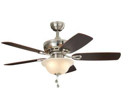 how to install a ceiling fan light kit Harbor Breeze Sage Cove 44-in Satin Nickel Indoor Ceiling, with Light Kit How To Install A Ceiling, Light Kit Fantastic Harbor Breeze Sage Cove 44-In Satin Nickel Indoor Ceiling, With Light Kit Ideas