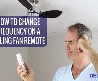 how to install a ceiling fan with light youtube How To Change, Frequency On A Ceiling, Remote How To Install A Ceiling, With Light Youtube Practical How To Change, Frequency On A Ceiling, Remote Ideas