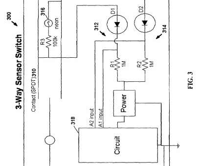 how to install a three way light switch diagram Motion Sensor Light Wiring Diagram Awesome Patent Us Motion Sensor Switch, 3, Light Circuit How To Install A Three, Light Switch Diagram Best Motion Sensor Light Wiring Diagram Awesome Patent Us Motion Sensor Switch, 3, Light Circuit Ideas