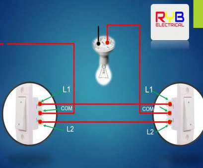 how to install a two way electrical switch two, light switch wiring, to install a, way light switch 2 way How To Install A, Way Electrical Switch Popular Two, Light Switch Wiring, To Install A, Way Light Switch 2 Way Galleries