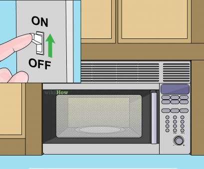 how to install an electrical outlet for an over the range microwave How to Install an Over, Range Microwave: 15 Steps How To Install An Electrical Outlet, An Over, Range Microwave Cleaver How To Install An Over, Range Microwave: 15 Steps Photos