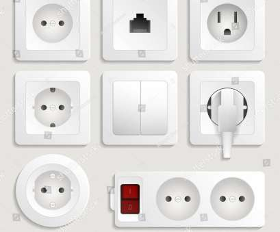 how to install an electrical outlet from a light switch Realistic electric outlet icon set. Different type power plug, sockets, light switch How To Install An Electrical Outlet From A Light Switch Most Realistic Electric Outlet Icon Set. Different Type Power Plug, Sockets, Light Switch Images
