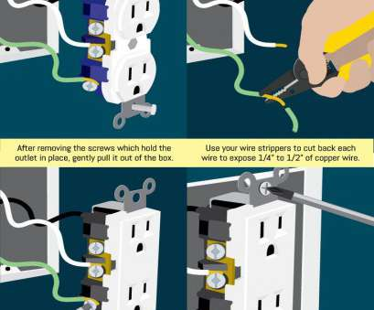 how to install an electrical outlet from another Conduct Your, Easy Electrical Repairs on Switches, Outlets How To Install An Electrical Outlet From Another Cleaver Conduct Your, Easy Electrical Repairs On Switches, Outlets Photos