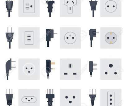 how to install an electrical outlet from another Electric outlet illustration on white background. Energy socket electrical outlets plugs european appliance interior icon How To Install An Electrical Outlet From Another Cleaver Electric Outlet Illustration On White Background. Energy Socket Electrical Outlets Plugs European Appliance Interior Icon Galleries