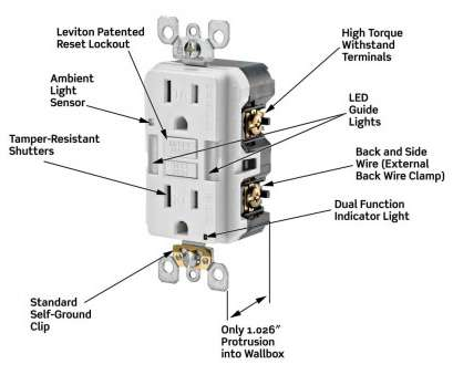 how to install an electrical outlet from another How To Replace A Worn, Electrical Outlet Part 2 In Leviton With Wiring Diagram How To Install An Electrical Outlet From Another Cleaver How To Replace A Worn, Electrical Outlet Part 2 In Leviton With Wiring Diagram Solutions