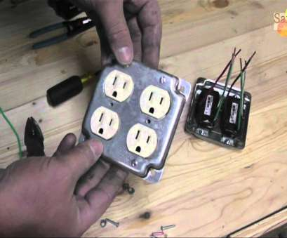 how to install an electrical outlet from another outlet receptacle wire up, to youtube rh youtube, wiring diagram, plug outlet wiring plug, electric range How To Install An Electrical Outlet From Another Perfect Outlet Receptacle Wire Up, To Youtube Rh Youtube, Wiring Diagram, Plug Outlet Wiring Plug, Electric Range Images