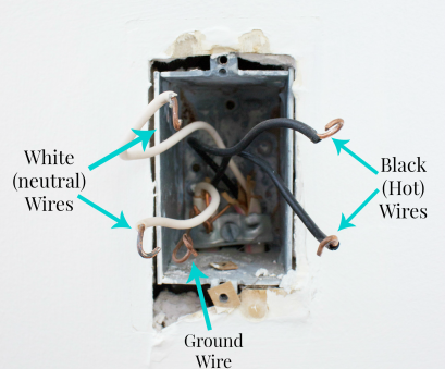 18 Perfect How To Install An Electrical Outlet With 3 Wires Images
