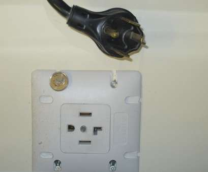 how to install an electrical outlet with 3 wires How to Wire a 4-Prong Dryer Outlet How To Install An Electrical Outlet With 3 Wires Nice How To Wire A 4-Prong Dryer Outlet Photos