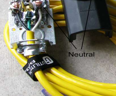 how to install an electrical outlet with 3 wires Rob Robinette How To Install An Electrical Outlet With 3 Wires Perfect Rob Robinette Images