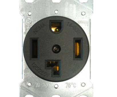 how to install an electrical outlet with 3 wires Utilitech 30-Amp 125/250-Volt Black Indoor Round Wall Dryer Power Outlet How To Install An Electrical Outlet With 3 Wires Nice Utilitech 30-Amp 125/250-Volt Black Indoor Round Wall Dryer Power Outlet Photos