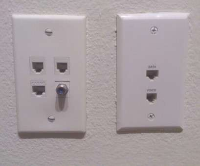 how to install an ethernet wall outlet Ethernet, home setup..what am I doing wrong?, Networking How To Install An Ethernet Wall Outlet Creative Ethernet, Home Setup..What Am I Doing Wrong?, Networking Solutions