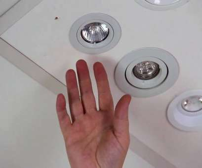 how to install ceiling halogen lights How, Replace GU10 Globe How To Install Ceiling Halogen Lights Cleaver How, Replace GU10 Globe Pictures