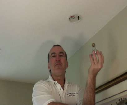 how to install ceiling halogen lights How to change a light bulb HALO 4