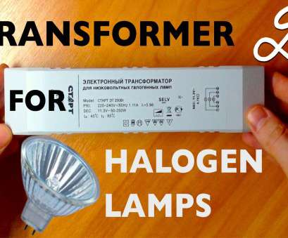 how to install ceiling halogen lights Transformer, halogen lamps. Overview, installation How To Install Ceiling Halogen Lights New Transformer, Halogen Lamps. Overview, Installation Photos