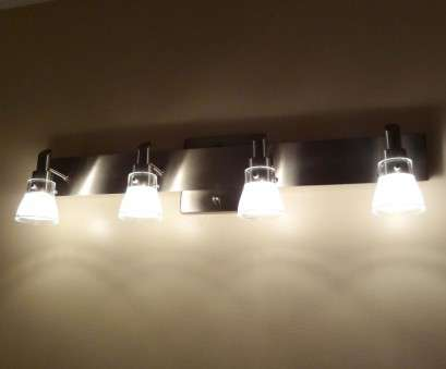 How To Install Ceiling Light Bulb Nice How To Replace A Bathroom Light Fixture, How-Tos, DIY Galleries