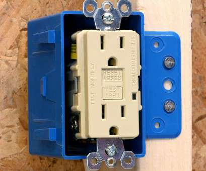 how to install electrical outlet gfci How Does a GFCI Outlet Work?, Inside Edison How To Install Electrical Outlet Gfci Best How Does A GFCI Outlet Work?, Inside Edison Ideas