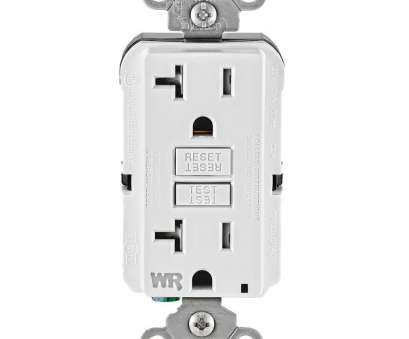 how to install electrical outlet gfci Leviton 20, 125-Volt Duplex Self-Test Tamper Resistant/Weather Resistant GFCI Outlet, White How To Install Electrical Outlet Gfci Most Leviton 20, 125-Volt Duplex Self-Test Tamper Resistant/Weather Resistant GFCI Outlet, White Galleries