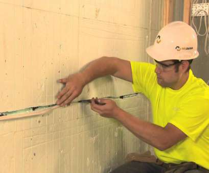 how to install electrical outlet in concrete block 13.0 Electrical & Plumbing Installation, Insulated Concrete Forms, YouTube How To Install Electrical Outlet In Concrete Block Creative 13.0 Electrical & Plumbing Installation, Insulated Concrete Forms, YouTube Collections