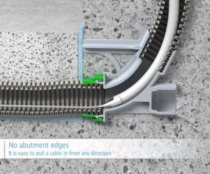how to install electrical outlet in concrete block KAISER Wall, ceiling transitions, empty conduit installation in on-site mixed concrete How To Install Electrical Outlet In Concrete Block Professional KAISER Wall, Ceiling Transitions, Empty Conduit Installation In On-Site Mixed Concrete Pictures