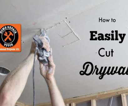 how to install electrical outlet in existing drywall How to, Drywall (Cutting, Electrical Outlets, Devices) -- by Home Repair Tutor How To Install Electrical Outlet In Existing Drywall Popular How To, Drywall (Cutting, Electrical Outlets, Devices) -- By Home Repair Tutor Galleries