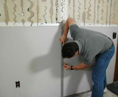 how to install electrical outlet in existing drywall How to Hang Quarter-Inch Drywall, how-tos, DIY How To Install Electrical Outlet In Existing Drywall New How To Hang Quarter-Inch Drywall, How-Tos, DIY Photos